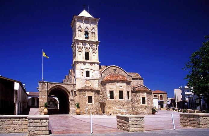 Ларнака - церковь святого Лазаря